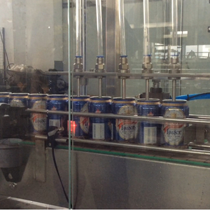 Small Capacity Draught(draft) Beer Filling Machine