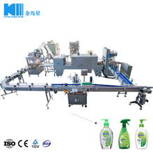 Hand Washing Filling Machine