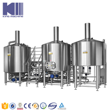 Turnkey brewery beer brewing equipment 500L 1000L 1500L 2000L 3000L 5000L 10BBL 15BBL 20BBL 30BBL 50BBL