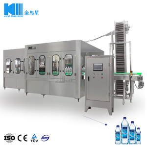 CGF50-50-12 Mineral Water Filling Machine (3-in-1, 20000B/H, 500ml)