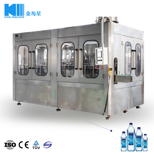 Automatic Drinking Water Bottling Machine - Buy automatic