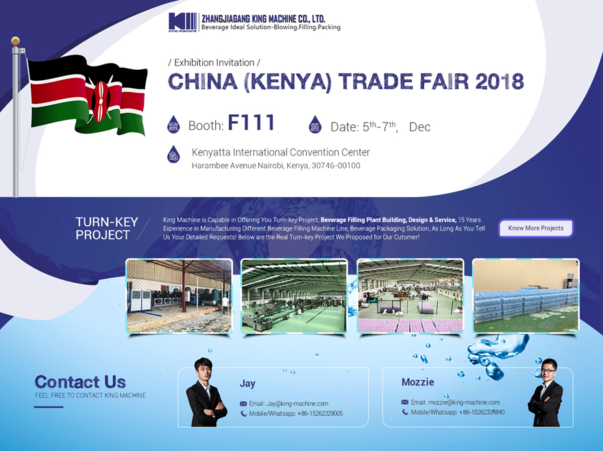 Welcome To China (Kenya) Trade Fair 2018