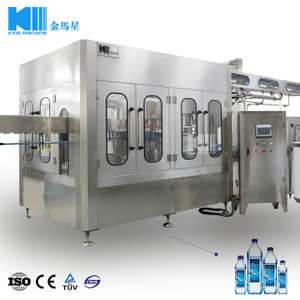 8000BPH Washing Filling Capping Machine (3-in-1) Supplier CGF18-18-6