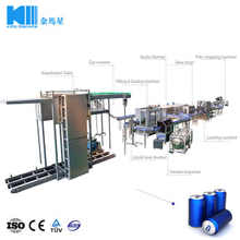 2000-24000B/P Soft Drink / Energy Drink / Tea Drink / Juice Can Filling Production Line