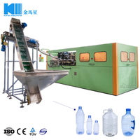 6000BPH Automatic 6 Cavities Blowing Machine For 500mL