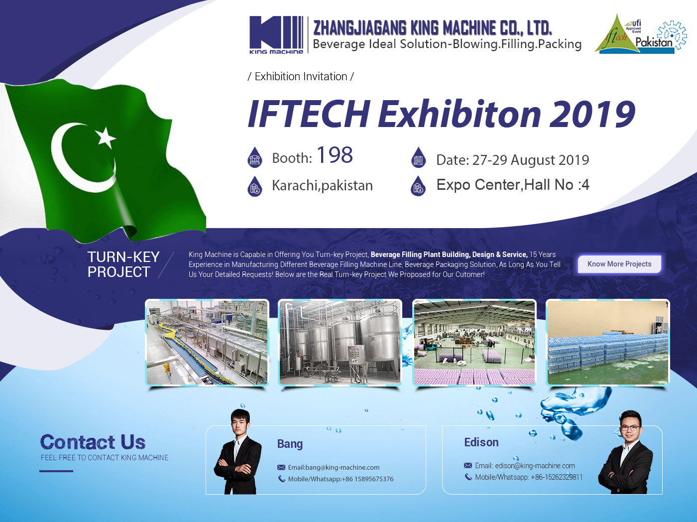 IFTECH Exhibiton 2019